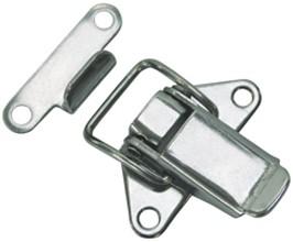 Spannverschluss Typ 5 Edelstahl leichte Bauart mit Gegenhaken