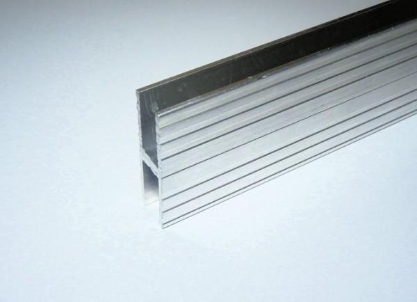 H-Form Sonderprofil 6200 2 Meter lang