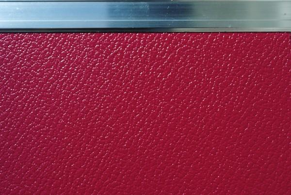 Ausbauplatte ca. 125 x 80 cm bordeaux - bordeaux