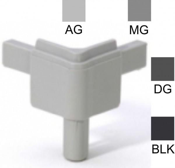 Q4502M Case Ecke für Kofferschliessprofil