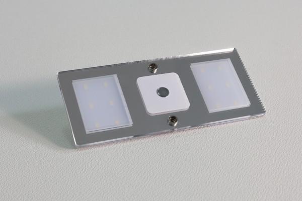 LED Deckenleuchte mit Nachtlichtfunktion rechteckig