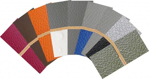 Musterservice Solidplex Ausbauplatten. Die Schutzgebühr 10 EUR wird bei Rücksendung erstattet.