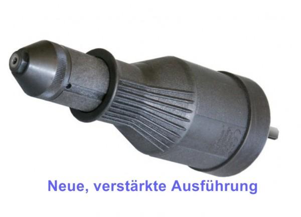 Nietvorsatz für Akku-Schrauber (neue Ausführung)