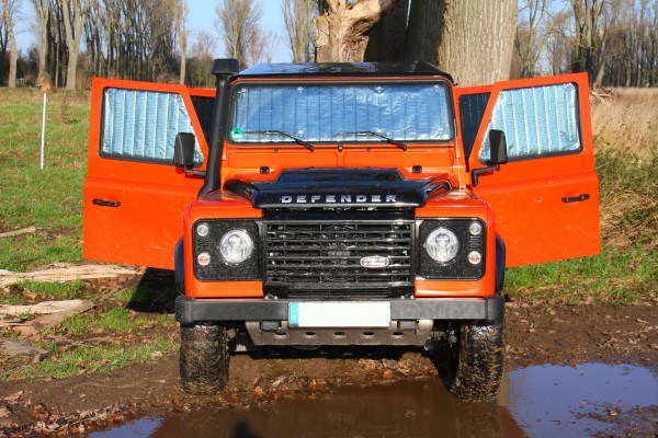 Blidimax Land Rover