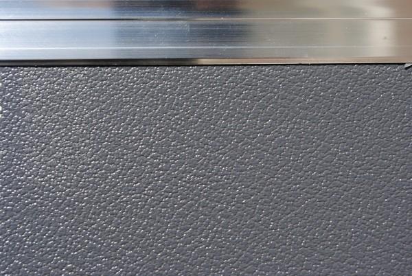 Ausbauplatte ca. 125 x 80 cm schiefer - schiefer