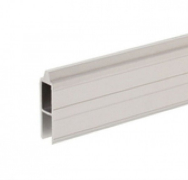 Q6502M Case Kofferdeckel Schliessprofil Alu-Rahmen, 32 mm hoch, 2 Meter lang