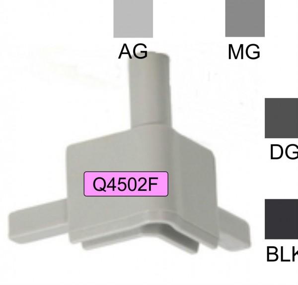 Q4502F Case Ecke für Kofferschliessprofil